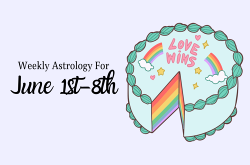 Weekly Horoscopes | June 1st-8th | The Mystic Mages